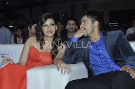 Varun Dhawan and Kriti Sanon ed at Dilwale Promotions