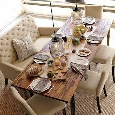 أريكة طعام حديثة الراحة والراحة في غرفة الطعام