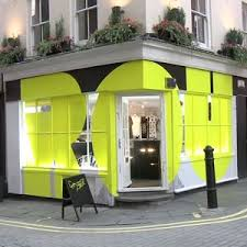 Pop Up Shop Design Retail Semi Permanent Fixtures VM