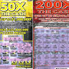 2 Tampa Bay area lottery players win top prizes from scratch-off games