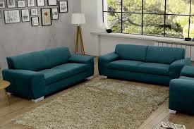 florenz sofa garnitur petrol günstig möbel küchen büromöbel kaufen froschkönig24