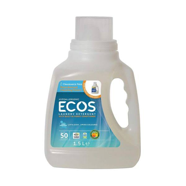 Ecos All Natural Laundry Detergent