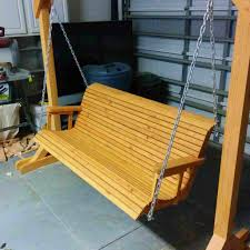 12 Free Porch Swing Plans To Build At Home Best Rocking Chair In 20 Technobuffalo Double Adirondack Plans Bangkokfoodietourcom Fascating Bedrooms Twin Portable Folding Frame Wooden Air The Guild Archive Edition Textiles Ideas For The House For Outdoor Download Wood Baby Relax Hadley Rocker Beige Annie Sloan Old White Barristers Horse Swing Glider Metal Replacem Cover Home Essentials Outsunny Loveseat With Ice Lowback Side Smithsonian American Art Museum