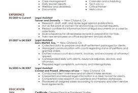 General Resume Objective Examples Receptionist With Formidable Sample Attorney On Legal Template To Prepare Awesome For