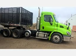 2014 FREIGHTLINER CASCADIA 113 TRI-AXLE DAYCAB FOR SALE #NL-3862