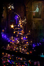 Diy Nightmare Before Christmas Tree Topper by Disneyland Haunted Mansion Holiday Ballroom Christmas Tree