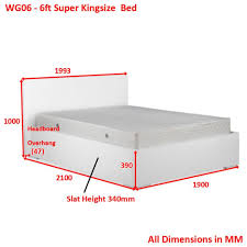 Furniture King Size Headboard Dimensions Queen Measurements