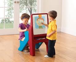 Toddler Art Desk Uk by Step2 Art Easel Desk Amazon Co Uk Toys U0026 Games