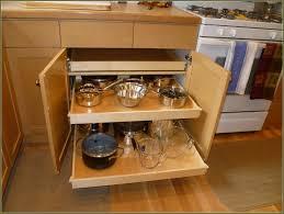 kitchen cabinet storage ideas for pots and pans storage cabinet