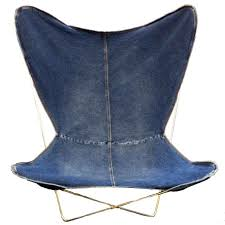 Butterfly Chair Replacement Cover Pattern by Golden Monkey Vintage Wash Denim Butterfly Chair Cover Crafts