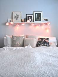 Top 17 Teenage Girl Bedroom Designs With Light Easy Interior DIY Decor Project