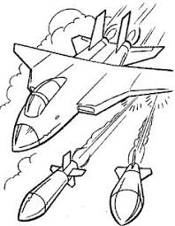 Jet Coloring Pages 68