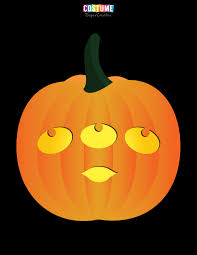 Creepy Clown Pumpkin Stencils by Disney Pixar Pumpkin Carving Stencils Disney Pixar