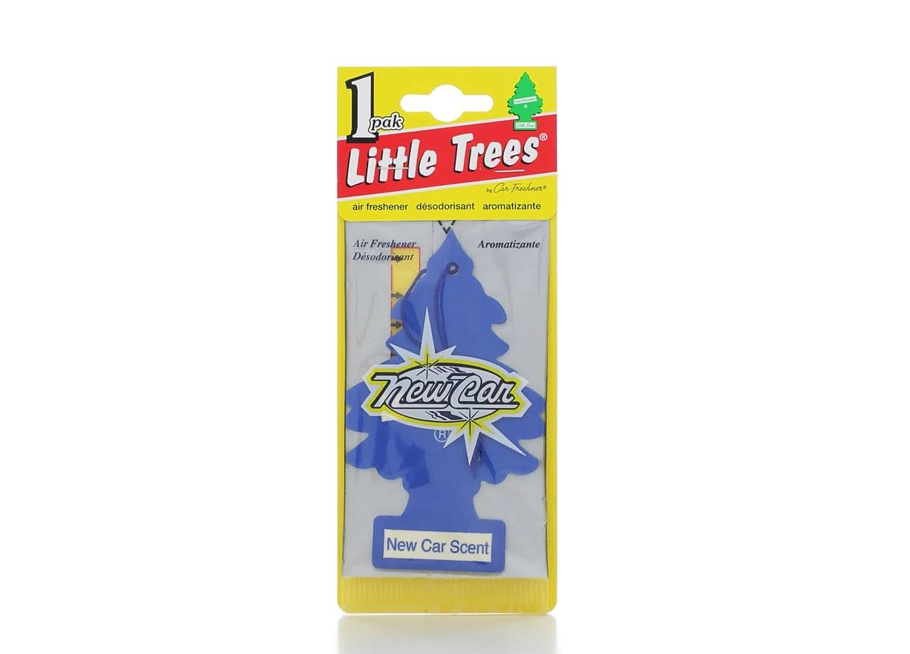 Little Trees Car Air Freshener - New Car Scent