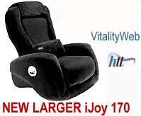 Ijoy 100 Massage Chair Manual by New Ijoy 170 Robotic Human Touch Massage Chair Recliner By