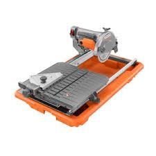 Kobalt Tile Cutter Instructions by Ridgid 7