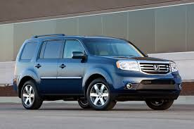 Used Honda Pilot With Captain Chairs by 2014 Honda Pilot Reviews And Rating Motor Trend