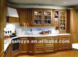 cuisine en bois modele de cuisine en bois moderne meuble design cuisines newsindo co