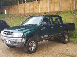 2002 Toyota Hilux Double Cab DLX #Toyotahilux | Toyota Hilux UK ... 1997 Toyota Tacoma Evergreen Pearl Stock 141742b Walk T100 Information And Photos Zombiedrive Nissan Pickup Lifted Image 50 Hilux Single Cab P Reg 24d 2wd Truck Motd New 2017 Trd Sport Double 5 Bed V6 4x4 T8190 96769 Xtra Specs Photos Modification Info For Sale Classiccarscom Cc1060966 Toyota Tacoma Related Imagesstart 100 Weili Automotive Network Used 2014 Sale Pricing Features Edmunds 20 Years Of The Beyond A Look Through Onki Stainless Brush Guard Hella 500 Flickr Review