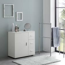 wohnling badschrank weiß 60x65 5x33 cm wl5 877 badschrank