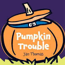 Halloween Books For Kindergarten To Make by Lori Calabrese Writes October 2011