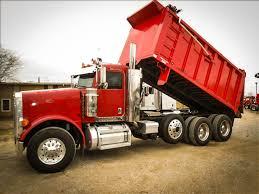 100 Peterbilt Dump Truck For Sale Tri Axle Vocational S