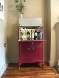 cocktail cabinet bar retro vintage cocktail home drinks cabinet