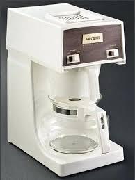 Mr Coffee Drip Maker Vintage