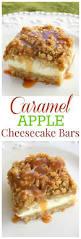 Pecan Pumpkin Bars Paula Deen by Caramel Apple Cheesecake Bars The Who Ate Everything