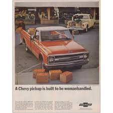 100 69 Chevrolet Truck Amazoncom RelicPaper 19 Chevy Pickup Is Built To Be