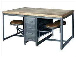 industrial rustic desks medium size of rustic home office desks