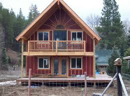 Second Floor House Design by Tiny House Kit Small Cabins Salon Disgn Idea