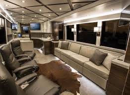Million Dollar Luxury RV