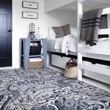 luxury colorful flor carpet tiles with versetta and wooden