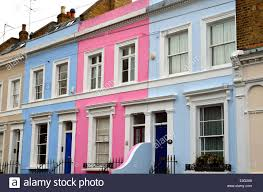 100 Notting Hill Houses Colourful And Stock Photos Colourful