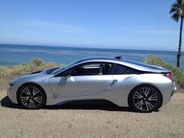 Test Drive 2015 BMW i8 opens the door to the future NY Daily News