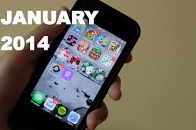 Top 10 Best Free Apps Games for iPhone iPod Touch January 2014