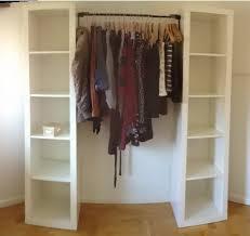diy wardrobe schlafzimmer diy kleiderständer schlafzimmer