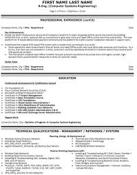 Sample Cv Project Manager Resume Exles Of Network Construction