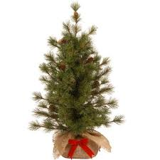 3 Green Pine Artificial Christmas Tree Concept Of 8ft