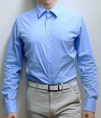 Light Blue Shirt Men s Fashion For Less