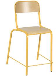 assise chaise haute dpc scolaire salle de cours chaise haute vlore assise et