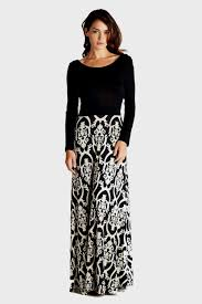 maxi dresses with 3 4 sleeves naf dresses