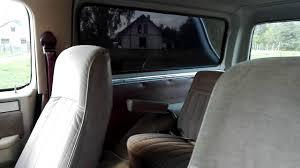 Blazer K5 1984 interior