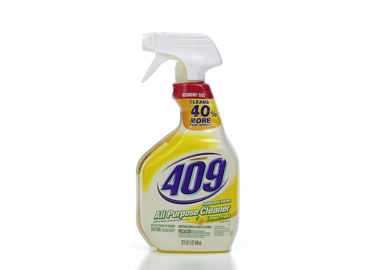 Formula 409 Lemon Fresh Multi-Surface Cleaner - 32oz