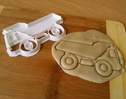 100 Dump Truck Cookie Cutter Birthday Party Gift Custom Tonka Toy Etsy