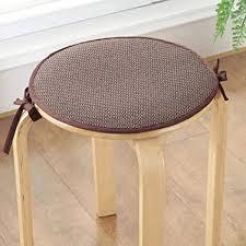qwxinxing matte runde weben rattan stuhl kissen für
