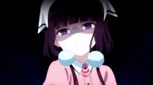 Anime Girl And Funny Image