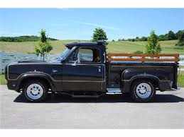 1977 Dodge D100 For Sale | ClassicCars.com | CC-1074772 Bangshiftcom This 1977 Dodge D700 Ramp Truck Is A Knockout Big Upgrade 36l Penstar Ram 1500 Models With More Performance From Pickup Built On Budget Diesel Power Magazine Adventurer Se 150 Stock 153899 For Sale Near Columbus My New 2013 Black Express Dodge Ram Forum Dodge Power Wagon Brush Truck 77 M880 Fire Truc Flickr Ready For Adventure Wagon Stepside Plum Crazy Purple Trucks Pinterest 3500 Heavy Duty Gta San Andreas M880_dod_military_truck_page Overview Cargurus