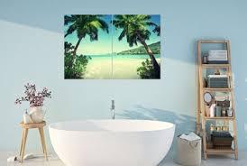 antyki i sztuka badezimmer bild auf leinwand poster modern